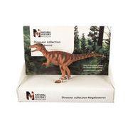 POCKETBOND/ポケットボンド 英国自然史博物館 メガロサウルス (16cm)