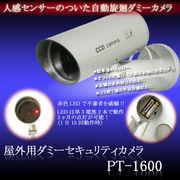 防雨型ダミーカメラ PT-1600A SC-E001