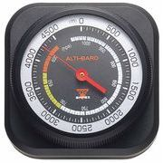 《アウトドアに最適》【高度計】アルティ・マックス4500