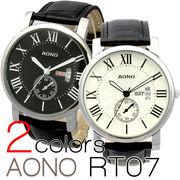 AONO  メンズ 腕時計 RT07