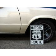 MADE IN USA☆【HISTORIC ROUTE66】トラフィックサインボード