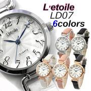 L'etoile  レディース 腕時計 LD07