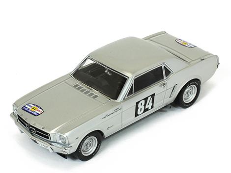 Premium-X/プレミアムX フォード マスタング #84 1964 ツール・ド・フランス シルバー