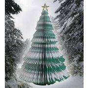 【値下げ!】クリスマスツリー型メモ帳