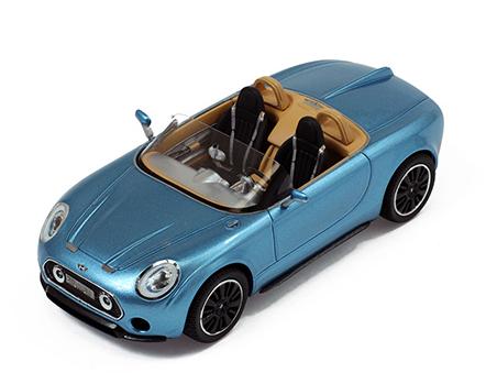 Premium-X/プレミアムX ミニ スーパーレッジェーラ ヴィジョン コンセプト 2014 メタリックライトブルー