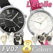L'etoile レディース 腕時計 FV07