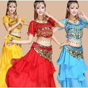 ベリーダンス衣装 社交ダンス衣装団体服 コスプレ衣装 舞台ステージ衣装民族舞踊