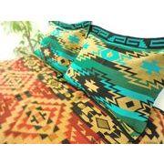 Native Mexican Pillowcase / ネイティブ柄のピロケース