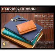 ★HA-1007★ハービーアンドハドソン ブライドル キーケース