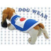 愛犬服 ドッグウェア ノースリーブ 日本 国旗 日の丸