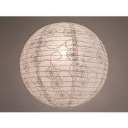 ペンダントライト 天井照明 紙製 おしゃれランプ SK-PD01-ML-D002K-2