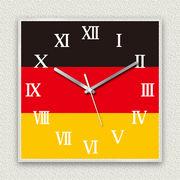 MYCLO 「世界の国旗」シリーズ時計 07 ドイツ