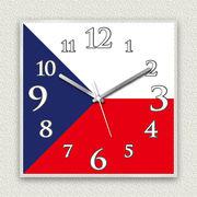 MYCLO 「世界の国旗」シリーズ時計 12 チェコスロバキア