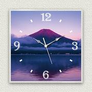 MYCLO 「写真」シリーズ時計 03 富士