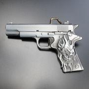 ベルトバックル 拳銃 GU-019