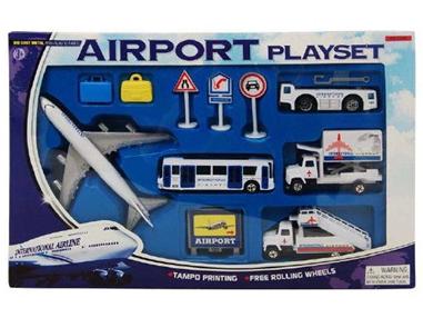LIMOX/リモックス エアポートプレイセット 国際空港