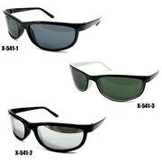 【新製品】セルフレームサングラス(UVカット)X-541