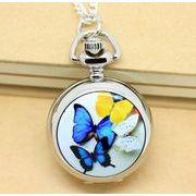 ■懐中時計■    蝶々