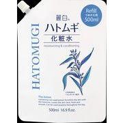 麗白 ハトムギ化粧水 詰替 500ml 【 熊野油脂 】 【 化粧水・ローション 】