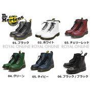 【ドクターマーチン】 1460 8アイ ブーツ[ユニセックス] 全6色 メンズ&レディース