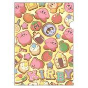 星のカービィ A4シングルクリアファイル/アイシングクッキー