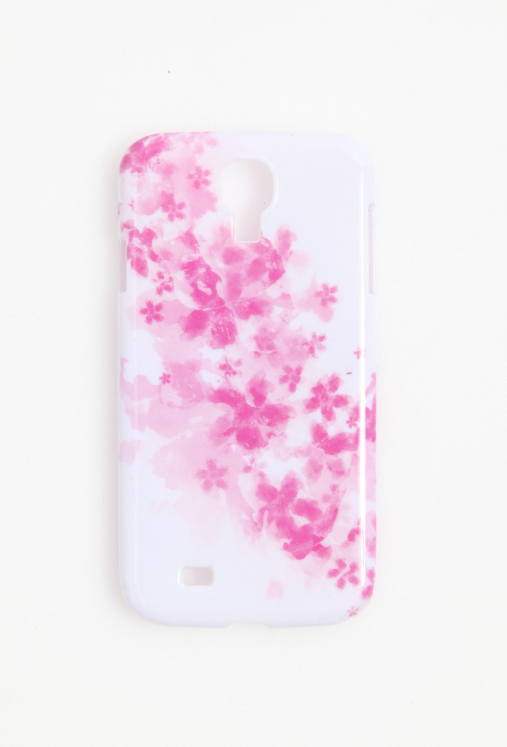 【Polyantha/ポリアンサ】大人の風格!日本の伝統美・桜を描写したGALAXY S4カバー