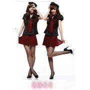 女子高生 学生服  ミニスカート