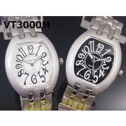 VITAROSOメンズ腕時計 メタルウォッチ 日本製ムーブメント