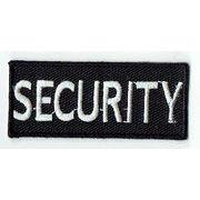 ワッペン(セキュリティー/SECURITY)