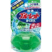 液体ブルーレットおくだけ つけ替用 森の香り 【 小林製薬 】 【 芳香剤・タンク 】