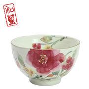 花水彩 飯碗シュウメイ菊