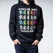 プルオーバー ロックパーカー Grateful Dead グレイトフル デッド デッドベア