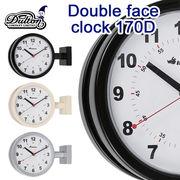 ■DULTON(ダルトン)■ DOUBLE FACE CLOCK 170D