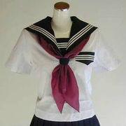 三角型スカーフ エンジ