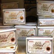 サポネリー・マリオ・フィッシー Neviol milk baby soap ミルク ベビー ソープ 150g Cream sapone