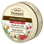 Elfa Pharm Green Pharmacy グリーンファーマシー Body Butter ボディバター Cranberry and Cloudberry