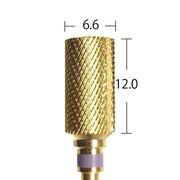 ラージバレルカーバイドバーファインゴールド (C1701G)