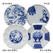 【新生活】ふしぎの国のアリス 陶磁器製豆皿
