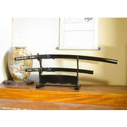 和風のイメージをそのままに 美術模造刀剣 呂鞘