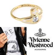 Vivienne Westwood ヴィヴィアンウエストウッド リング ハウライト/ホワイト SR391-6 BETSY RING