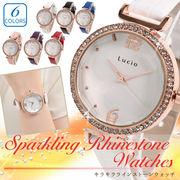 腕時計 レディース Lucio ルチオ LG04