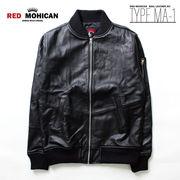 Red-Mohican 本革ジャケット