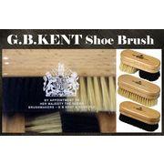 ◆英アソート対象商品◆【英国雑貨】英国製KENTシューブラシセット(靴ブラシ3本セット)SBST014