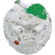 ヂャンティ商会 宝石箱 フルーツ リンゴ
