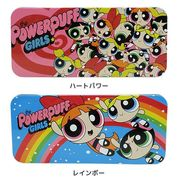 【文具】パワーパフガールズ 缶ペンケース/ハートパワー レインボー