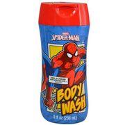 スパイダーマン ボディウォッシュ 容量236ml