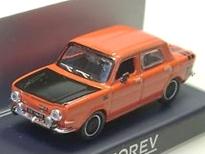 NOREV/ノレブ シムカ 1000 ラリー 2 1974 スマトラ レッド (×4個)