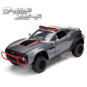 JADATOYS 1:24ワイルドスピードダイキャストカー LETTY'S RALLY FIGHTER