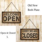 オープンクローズ ★OPEN&CLOSED【L】★