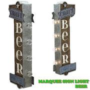 マーキーサインライト BEER 【ビール 電飾看板】
